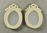 Ett par speglar i gustaviansk stil (2)