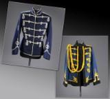 Two German hussar uniforms, First World War (2)