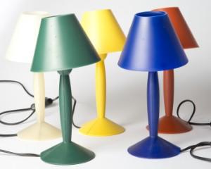 Moderne Lampen 5 : Konvolut lampen tischleuchten philippe stark miss sissi 5