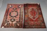 2 Teppiche Türkei, 210 x 129 cm und 202 x 128 cm
