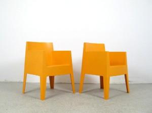 philippe starck bank tisch modell bubble club zwei. Black Bedroom Furniture Sets. Home Design Ideas