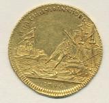 Danmark 1 dukat 1746 guld