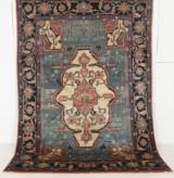 Orientalisk matta Kashan 290 x 200 cm.