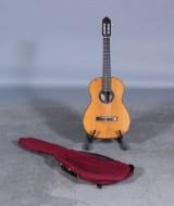 Hopf. Spansk guitar med bag