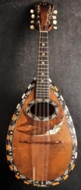 G. Puglisi, mandolin
