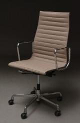 Charles Eames. Office chair, model EA-119, tilt function