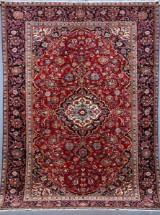 Persischer Kashan Teppich, 330 x 240 cm