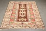 Orientalsk tæppe 280x211 cm.