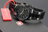 Swiss Military Hanowa. Herrearmbåndsur. Swiss made chronograph