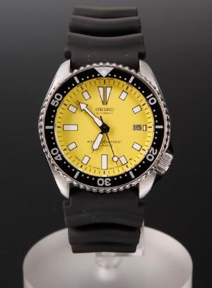 ea7894b1bb8 Slutpris för Seiko Automatic dykkerur