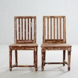 Sengustavianska stolar