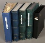 Frimærker - Israel postfrisk i album og bøger, 1949 og frem