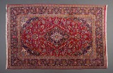 Orient-Teppich, 305 x 201 cm, persischer Kaschan