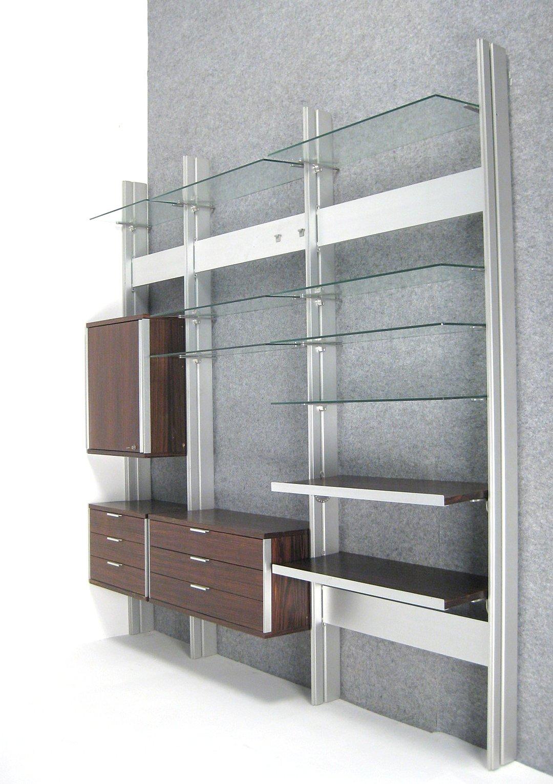Auktionstipset Modulares Regalsystem Raumteiler Spannregal Der