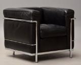 Le Corbusier. LC2 easy chair