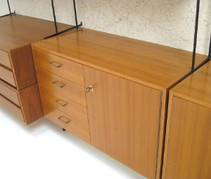 vare 3846010 regalsystem leiterregal der 1960 70er. Black Bedroom Furniture Sets. Home Design Ideas