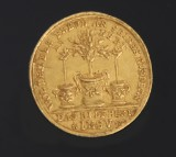 Tysk guldmedalje, Hamborg, 1700-tallet