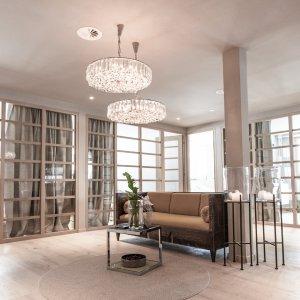 3 dage i det sportslige 4 stjernede designhotel for Designhotel walliserhof