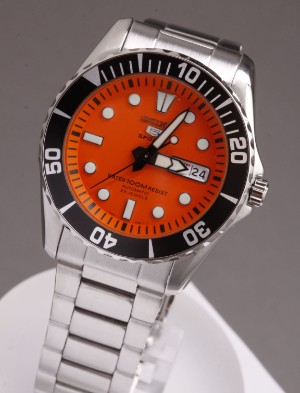 e5848070fe9 Slutpris för Seiko Sport 5 dykkerur