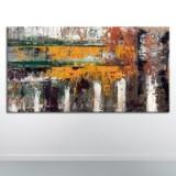 Wiliam Stern, acrylic on canvas, '406'