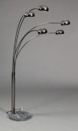 Cottex standerlampe med marmorfod