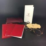Vintage Sonnenbrille Vendôme Louis Cartier