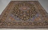Persisk Kashan. Uld på bomuld. 400 x 300 cm