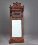 Senempire spejl, ca. 1830