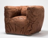 Peter Traag, Edra, chair / lounge chair, model 'Sponge', Dutch design, 2004