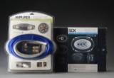 Xzound, højtalersystem model SDX 360W samt Amplifier 3000W (2)