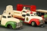 Tekno. Samling legetøjsbiler (10)
