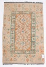Teppich, Design 'Kelim Kaudani', ca. 186 x 118 cm