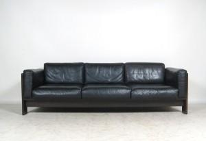 furniture tobia scarpa 3er sofa bastiano f r gavina oder knoll international. Black Bedroom Furniture Sets. Home Design Ideas