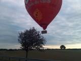 Ballongflygning för två över Skåne