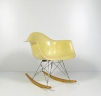 Charles & Ray Eames, Rocking Chair RAR, Zenith, USA, 1950
