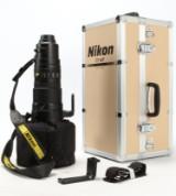 Nikon 600 mm. objektiv i stand 2