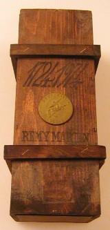 Remy Martin Cognac årgang 1724