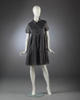 Burberry, kjole af bomuld, ca. str. 40/42