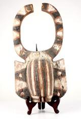 Mossi, Burkina Faso, mask
