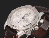 Breitling Chronomat Evolution. Men's watch, steel, with original strap and clasp, c. 2008-10