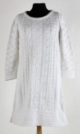 Christian Dior, klänning, vit, strl. 38