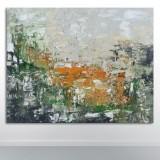 William Stern, acrylic on canvas, '581'