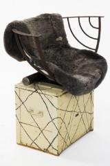 Bruno K. für Arte Mobiliar, Sessel Unikat, Modell 'Caligula'