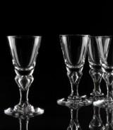 Reijmyre, vinglas, 'Slottet', 12 st