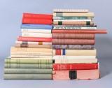 Samling konstböcker (32)