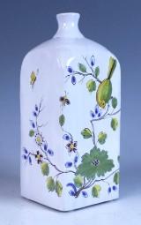 Fayence Vase/Flasche