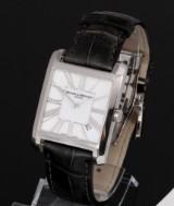 Baume & Mercier, Hampton Square. Men's watch, steel, with date, c. 2009