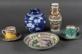 Samling Kinesisk porcelæn (5)