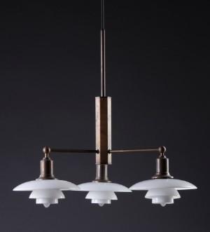 slutpris f r poul henningsen lampe ph 2 1. Black Bedroom Furniture Sets. Home Design Ideas