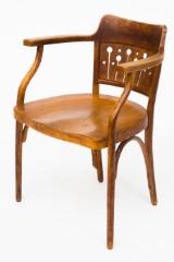 Thonet, chair/armchair, Art Nouveau